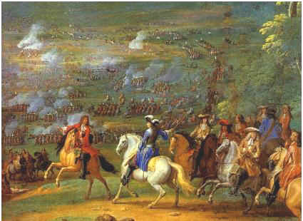 Battle of Rocroi; Wikimedia commons